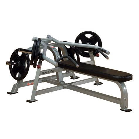 body ch bench press body solid leverage bench press lvbp leverage benches