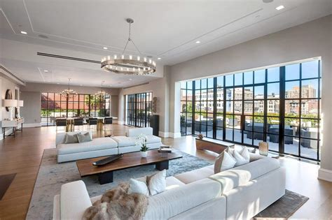 best penthouses living at the top the 5 best manhattan penthouses