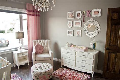 Pink And Black Nursery Decor White And Pink Vintage Nursery Decor Lovedecor