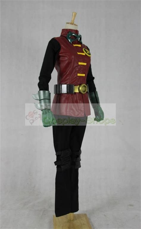 custom cheap batman damian wayne robin full cosplay