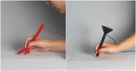 Ink Modern Plays magnetic ink pens let you write audio messages gizmodo