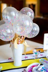 Balloon Themed Favors by 17 Best Ideas About Unicorn Birthday 2017 On