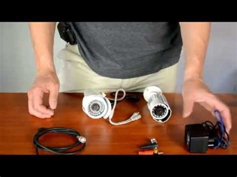 camara web para hacer videos sistema camara de cctv y tv hogare 241 a n1 youtube