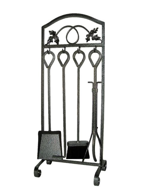 10 best fireplace tool stands