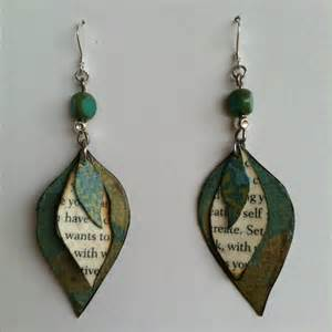 Handmade Paper Jewellery - paper bead jewellery on pintrist ask image search