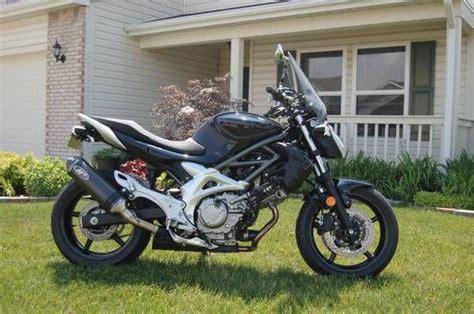 Suzuki Sv650 Tire Size Buy 2009 Gladius Sfv650 Black Edition 10k Cf On