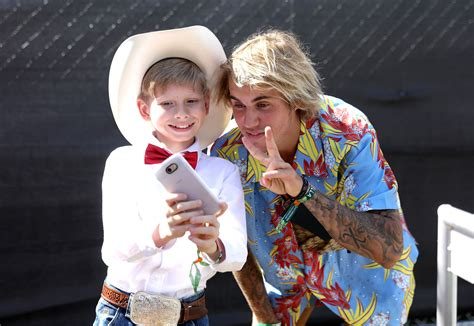 justin bieber paris hilton all the celebs at coachella