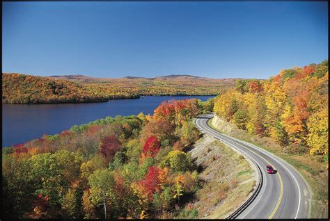 scenic byways scenic maine drives and peak fall foliage tips the
