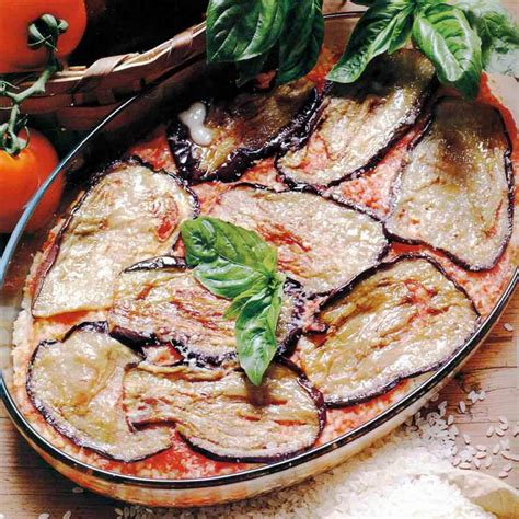 cucina melanzane alla parmigiana parmigiana