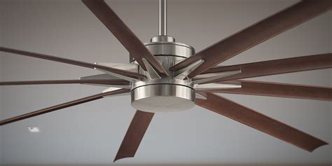 Ceiling Fan Only Works On High by Odyn 84 Quot Large Ceiling Fan By Fanimation