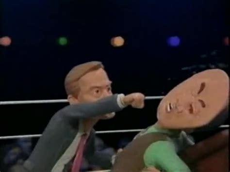 lucy lawless celebrity deathmatch watch celebrity deathmatch season 3 episode 16 the return