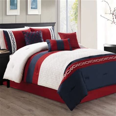 blue and red comforter sets buy red blue comforter sets from bed bath beyond