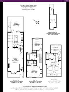 victorian terraced house plans floorplan victorian terrace pinterest toilet and side return