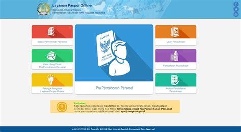 membuat paspor langsung ke imigrasi tips mudah membuat paspor online trip jepang murah