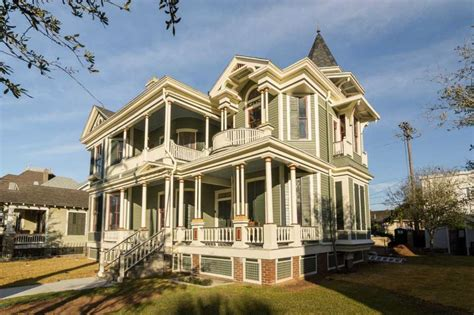 historic homes 2016 galveston historic homes tour showcases preservation