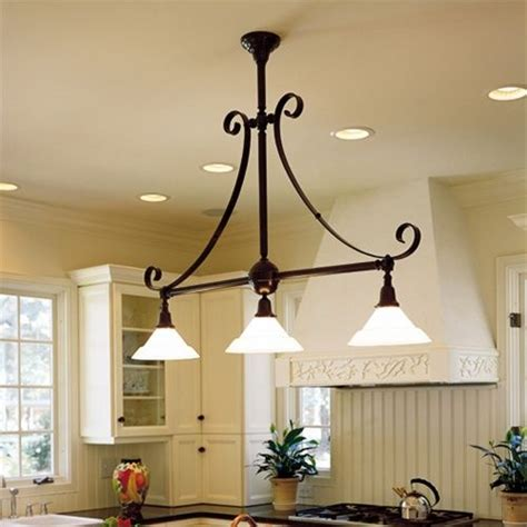 Country Light Fixtures Kitchen | 17 best country kitchen lighting images on pinterest