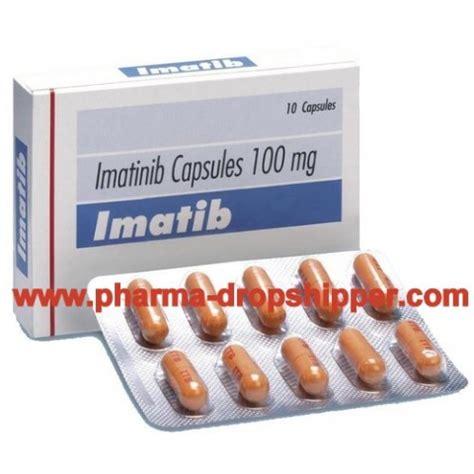 gleevec cancer pill imatib gleevec glivec imatinib tablets