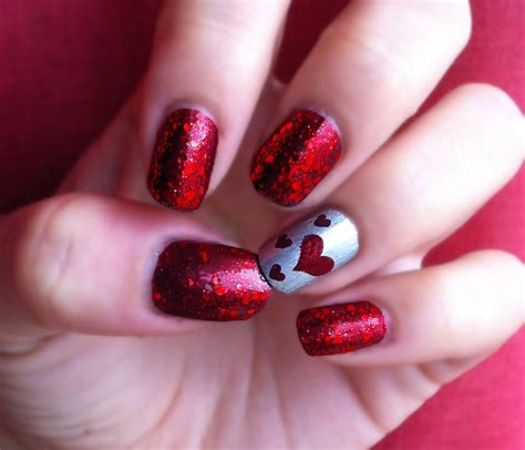 valentines nail s day nails