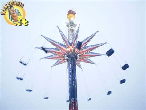 flamingo land swings zerla vertical swing ready for the debut parksmania