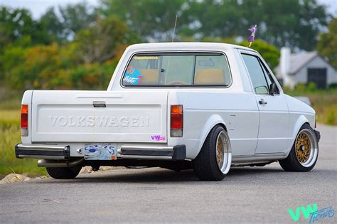 volkswagen rabbit truck volkswagen rabbit pictures posters news and videos on