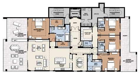 condominium plans 24 fresh luxury floorplans building plans online 38961
