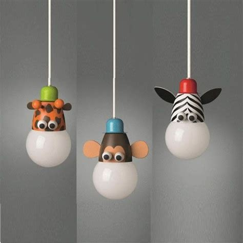 children s animals zoo themed ceiling light ideal for kids
