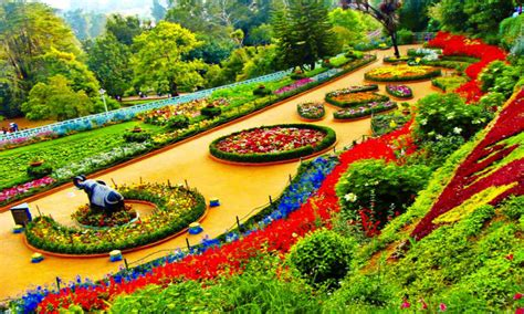 10 Most Beautiful Gardens In India Botanical Garden Of India