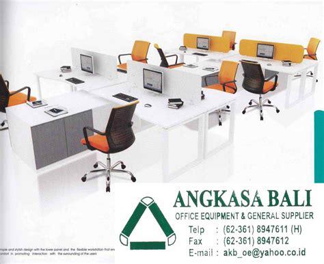 Meja Pingpong Di Jakarta meja partisi ruangan kantor angkasa jakarta di bali toko