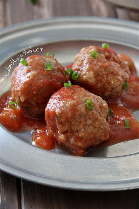 America S Test Kitchen Meatballs by Cooker Mango Meatballs Baked By