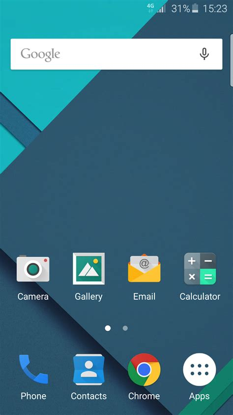 s6 edge live themes material theme available for the samsung galaxy s6 and s6