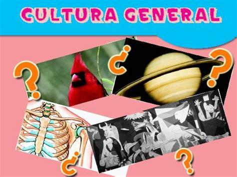 preguntas de cultura general ciencias naturales 25 preguntas de cultura general vi