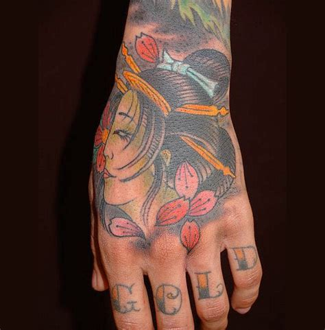 tattoo japanese hand tattoo tuesday no 135 senses lost