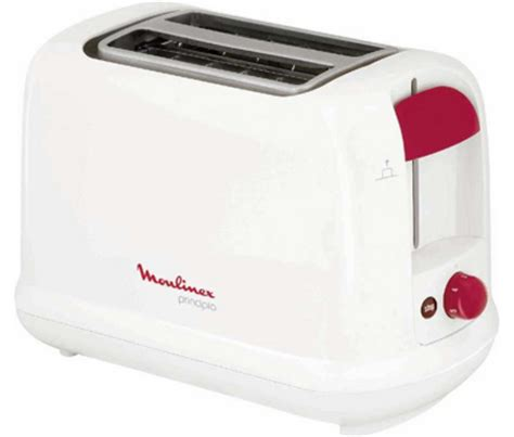 tostapane moulinex moulinex bread toaster principio 850w