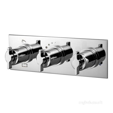Standard Shower Valve by Ideal Standard A5600aa Chrome Silver Thermostatic Shower