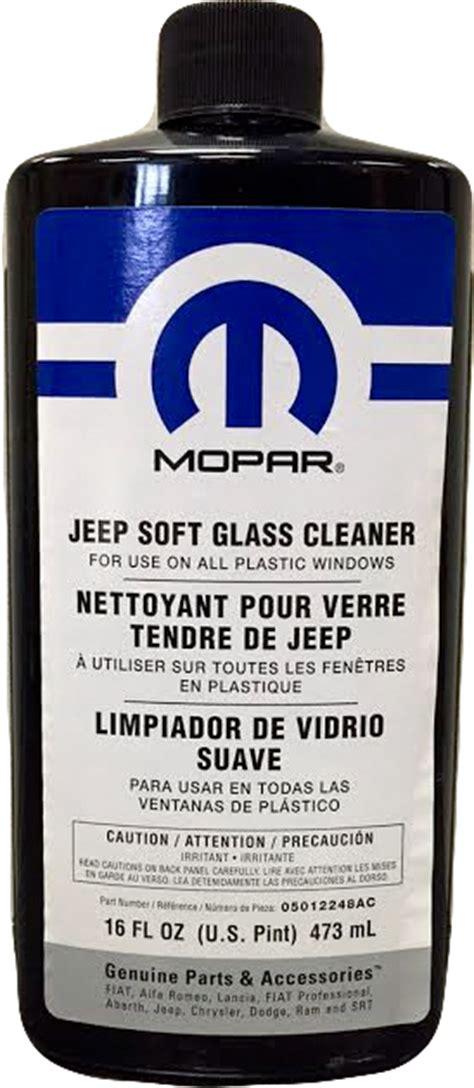 Jeep Soft Top Cleaner Mopar Cleaners Shop Mopar Soft Top Cleaner Seat Cleaner
