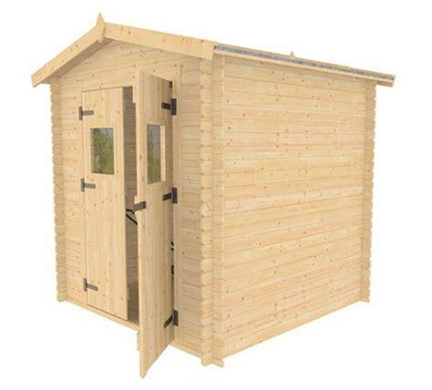 abri de jardin bois 5 00 m2 trigano store