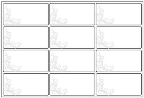 cara membuat label nama undangan dengan corel draw cara praktis mencetak label nama undangan di coreldraw