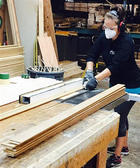 amy savoie woodshop girl draws  experience
