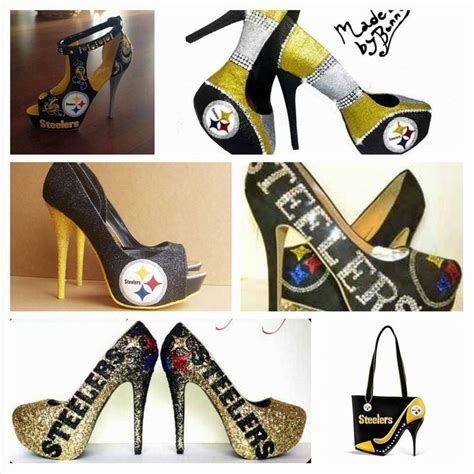 steelers high heels 14 best steelers pumps images on steeler