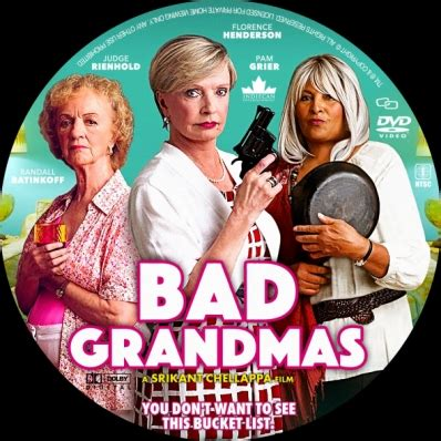 Bad Cover California 7 bad grandmas dvd covers labels by covercity