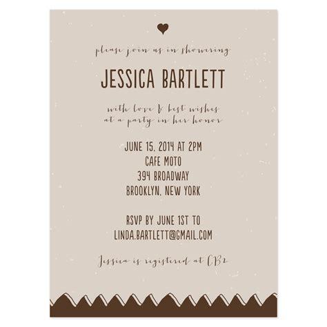 bridal shower wording for invitations exles exles of bridal shower invitations ftempo