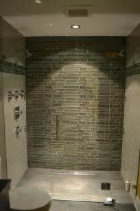 glass tile for bathrooms ideas modern bathroom lakeview il barts remodeling chicago il