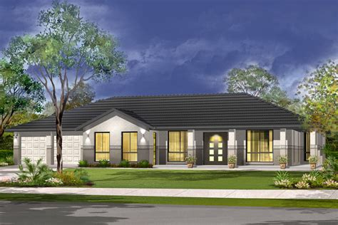 highlander single storey marksman homes illawarra