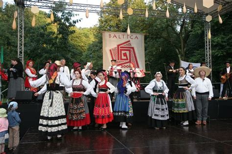 baltica 2011 international folklore festival in lithuania