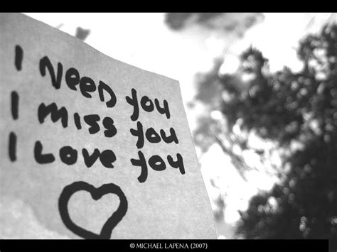 you 3 miss you love images i need you i miss you i love you