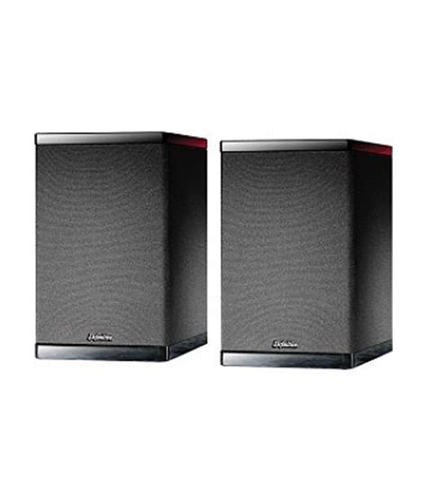 definitive technology studiomonitor 450 bookshelf speaker