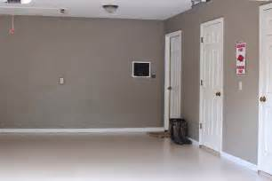 Wall Painting Colours by Best Garage Wall Paint Color