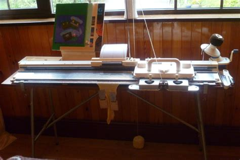sk280 knitting machine silver reed sk280 knitting machine for sale in waterford