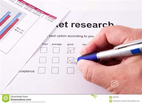 stock market research paper market research royalty free stock photos image 5308728