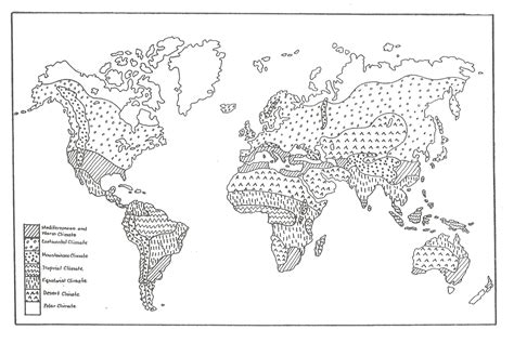 climate map coloring page free coloring pages of climate regions world map